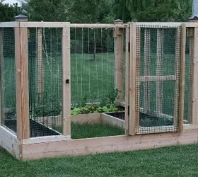 What Garden Vegetable Wood Raised Use