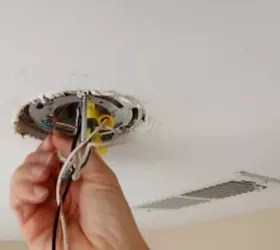 Replacing a Ceiling Light Fixture   Hometalk replacing a ceiling light fixture