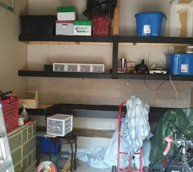 Shiplap Garage Walls  YES     Hometalk shiplap garage walls yes