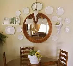 Decorating with Plates   Wall Collages   Hometalk decorating with plates wall collages  home decor  shelving ideas  A collage  with white
