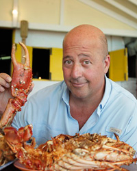 Andrew Zimmern: How a Food-Crazed Kid Became a Chef | Food ...