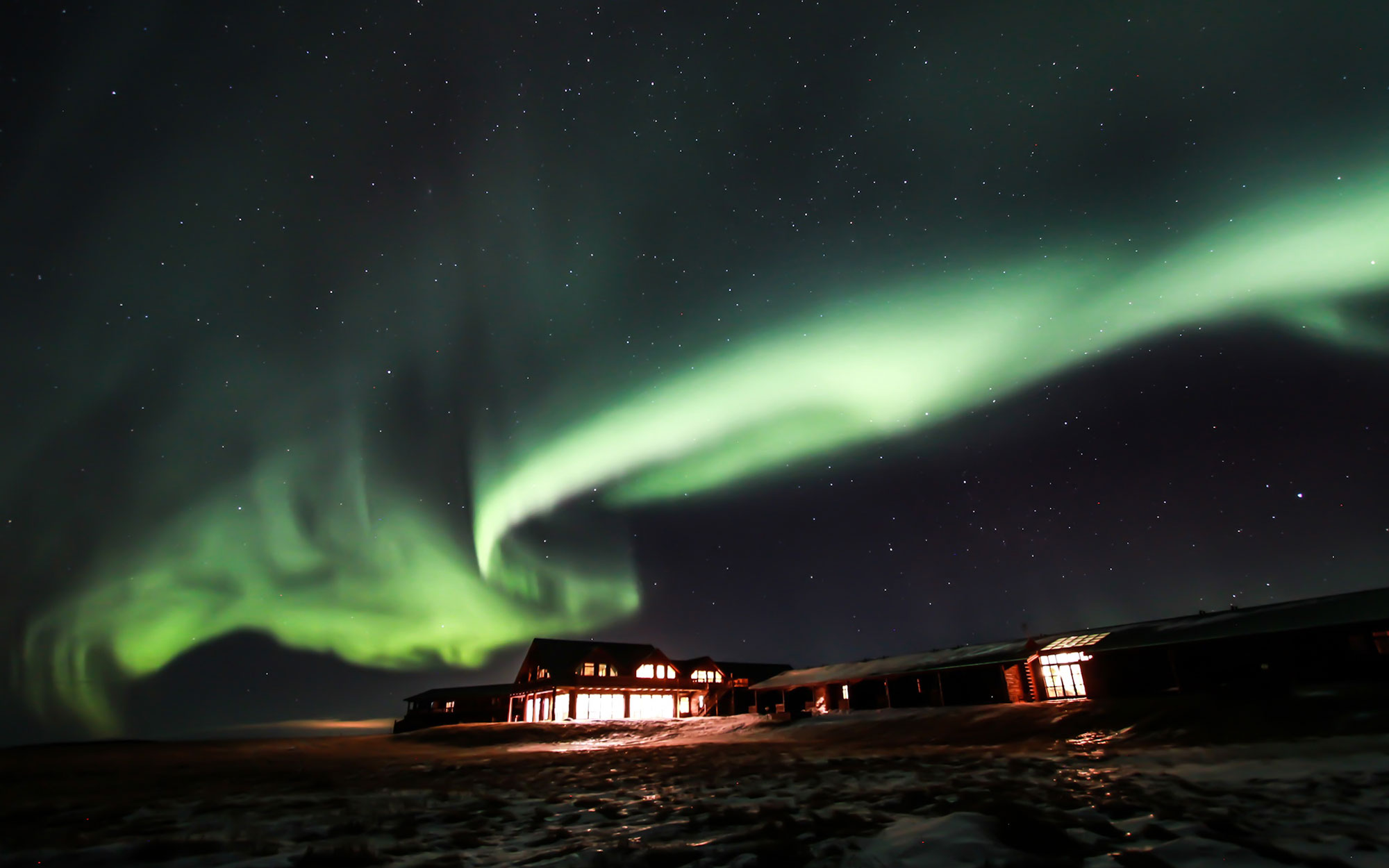 Northern Light Inn Iceland