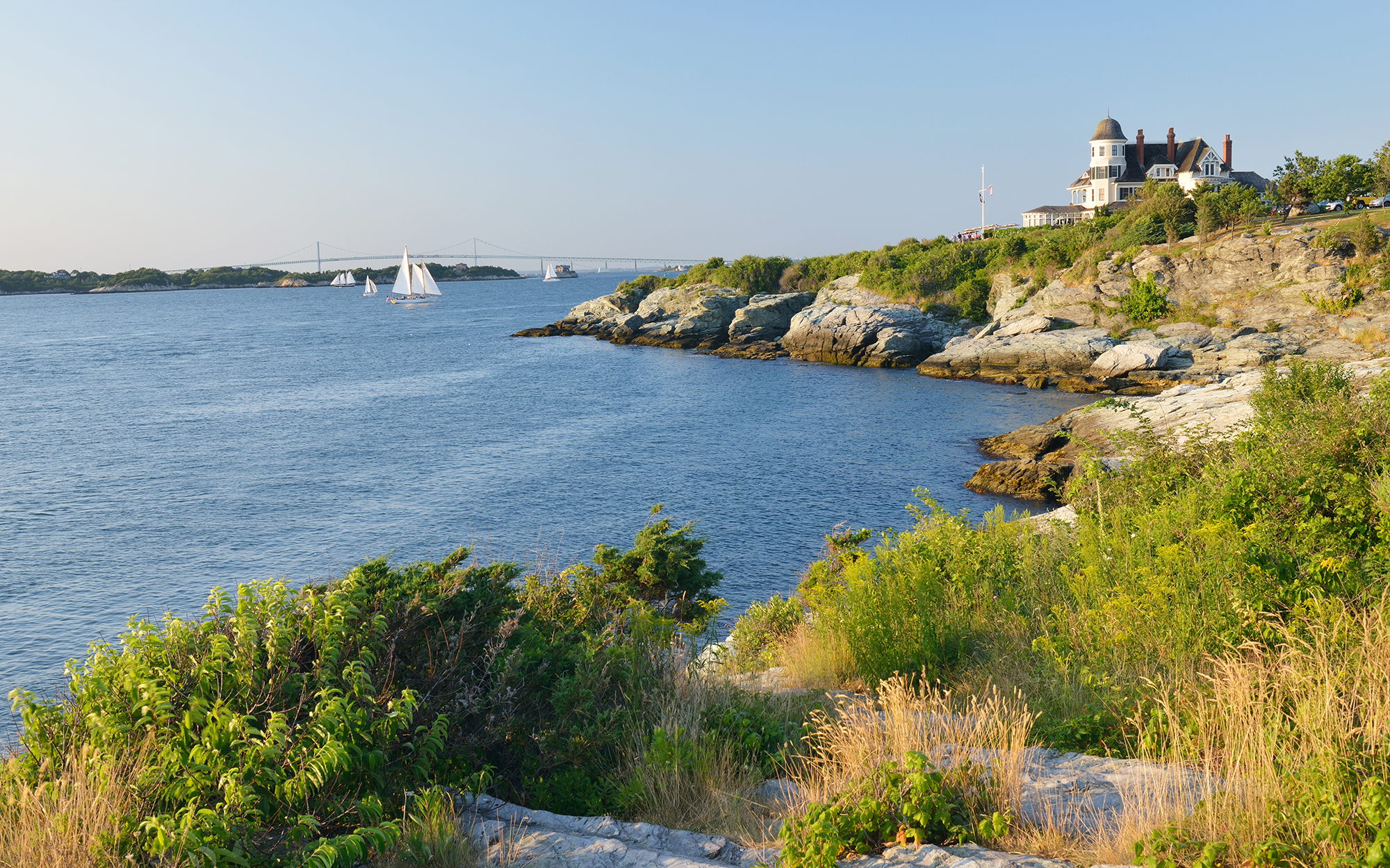 Physical Features Topographic Rhode Island Physical