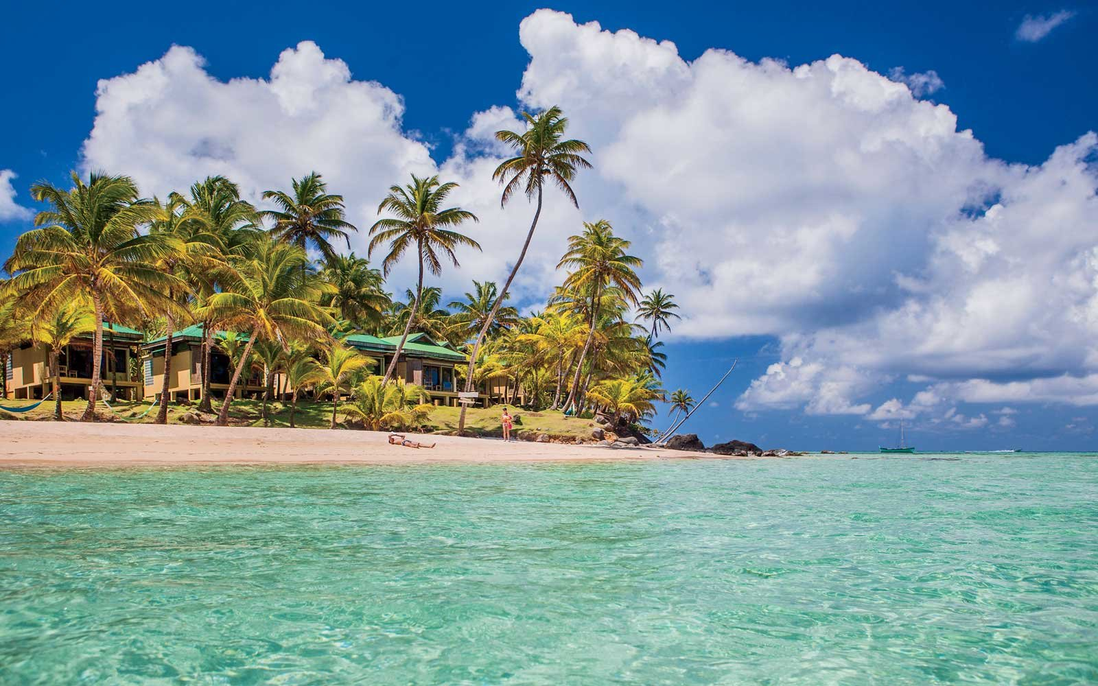 This Tiny Island Off the Coast of Nicaragua Is an ...