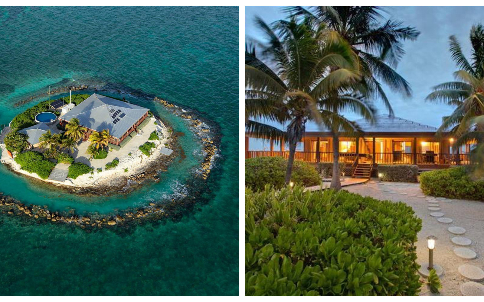 10 Private Island Vacations That Are Surprisingly ...