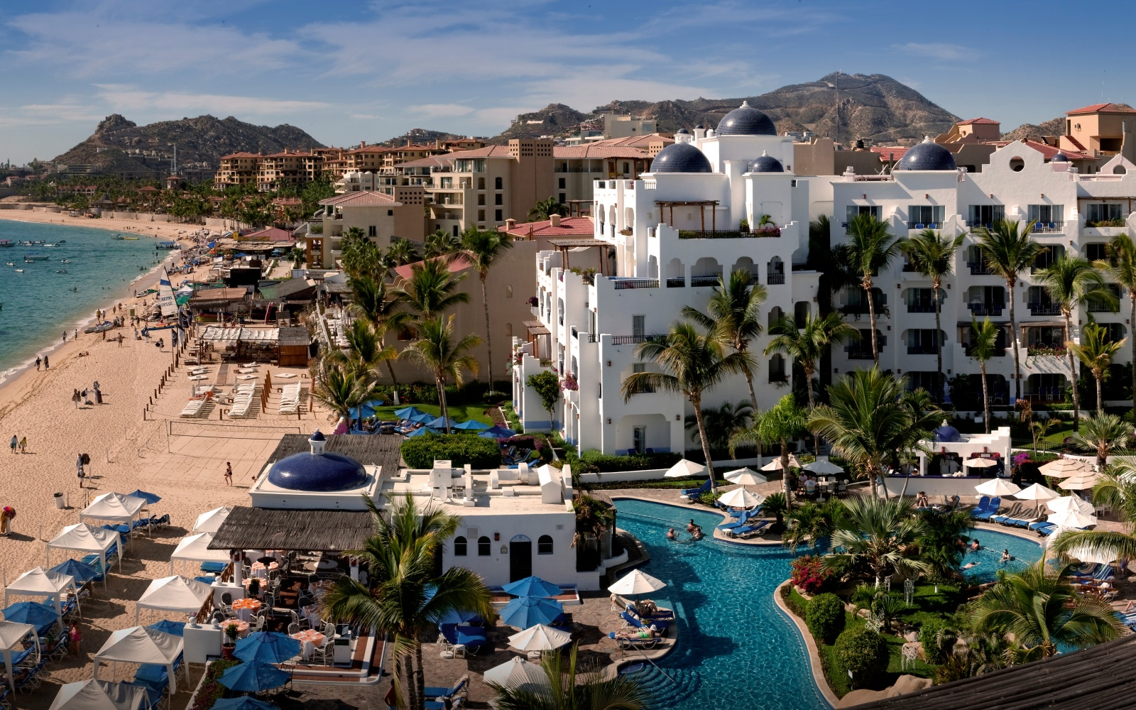 Baja All Bonito Cabos Resort Lucas Pueblo Los Inclusive Mexico San Cabo Optional