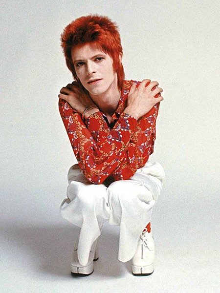 A Word On David Bowie Lori Mattix And The Speed Of