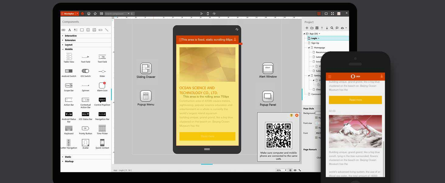 The 5 Best Free Wireframe Tools for Mobile Apps You Can t Miss Out Wireframe cc