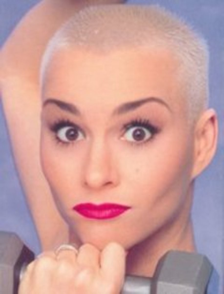Discussion on this topic: Verna Felton, susan-powter/