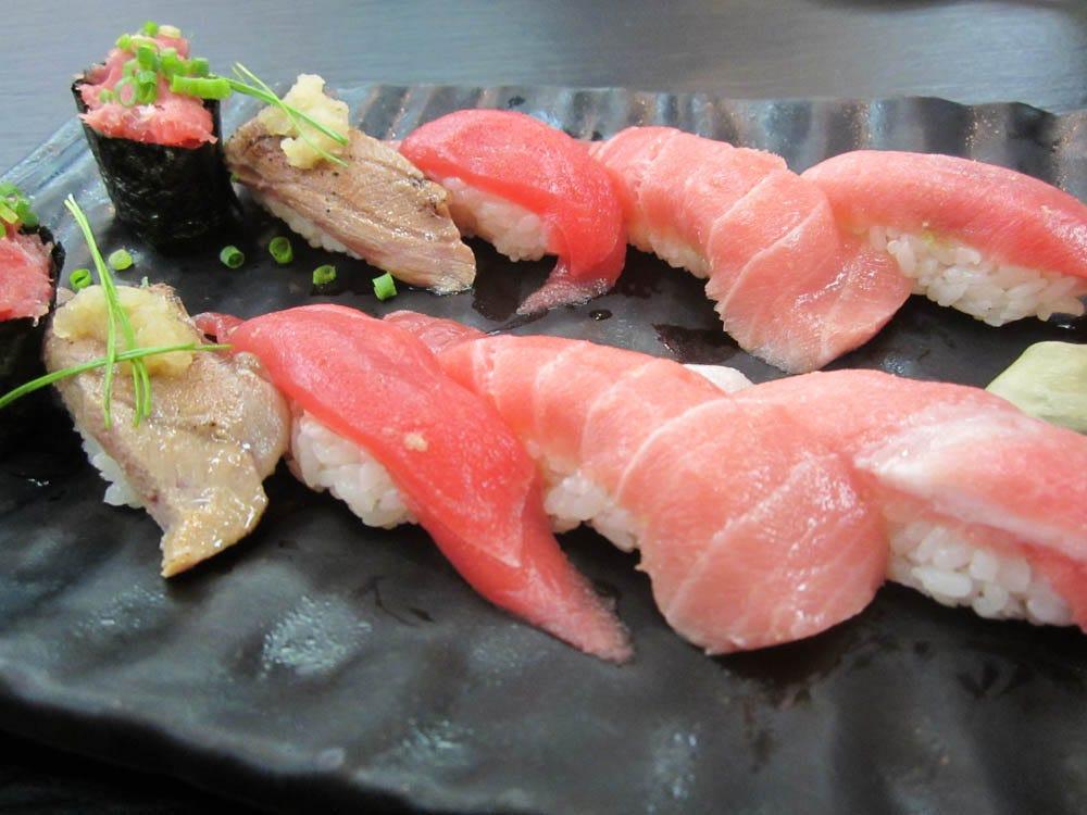 Famous Sushi Restaurant Japan