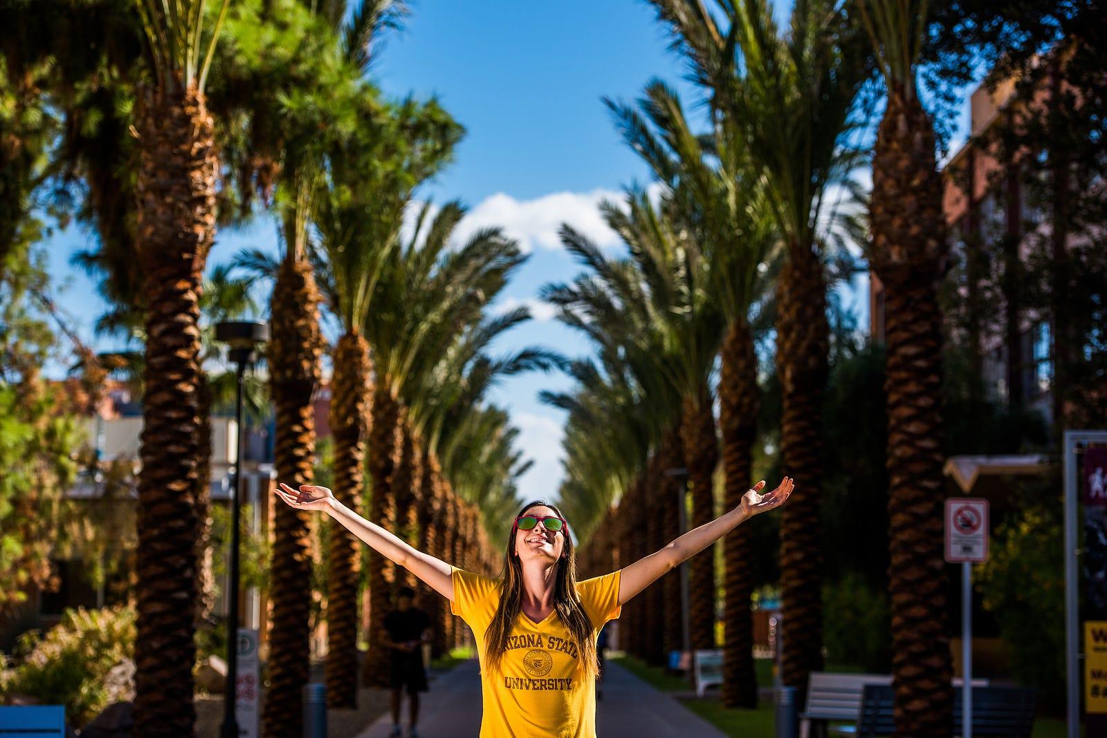 More to Explore takes over campuses – ASU Admissions – Medium