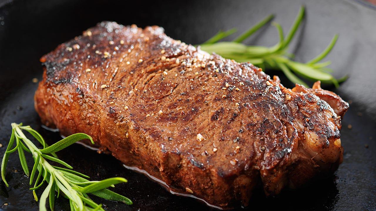 New York Strip Steak A Steak Icon Roam Life A