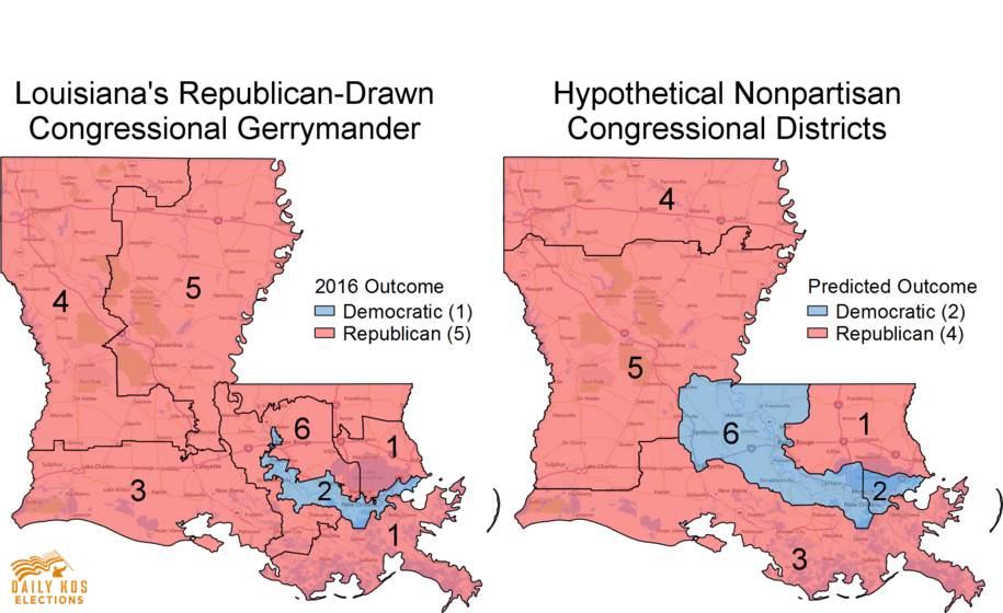 The Top 10 Most Gerrymandered States In America – Rantt ...