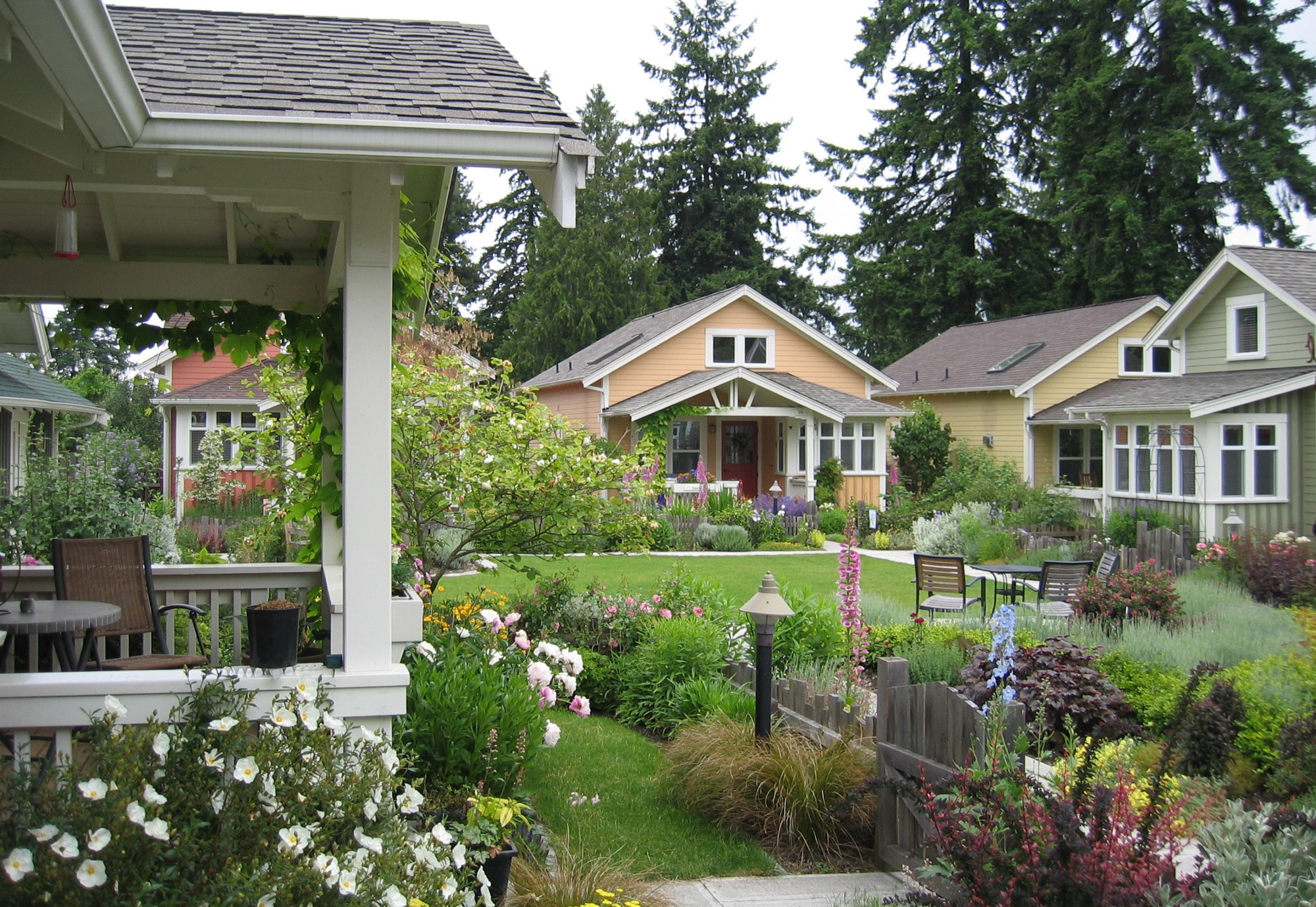 Cottage Clusters Portland S Chance To Build Community In