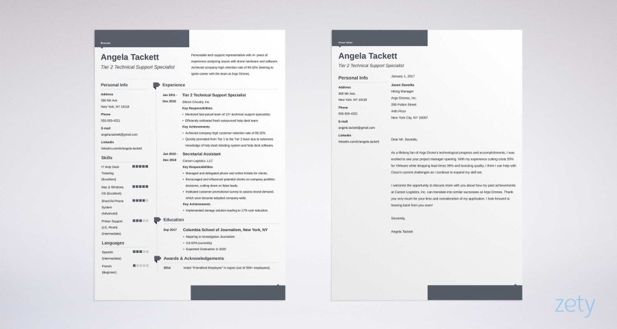 Infographic Resume Templates  13 Examples to Download   Use Now  elegant cover letter and resume templates infographic