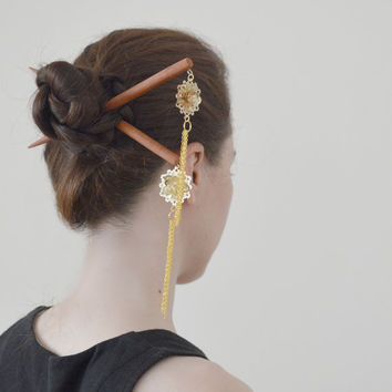 Best Japanese Hair Pins Products on Wanelo