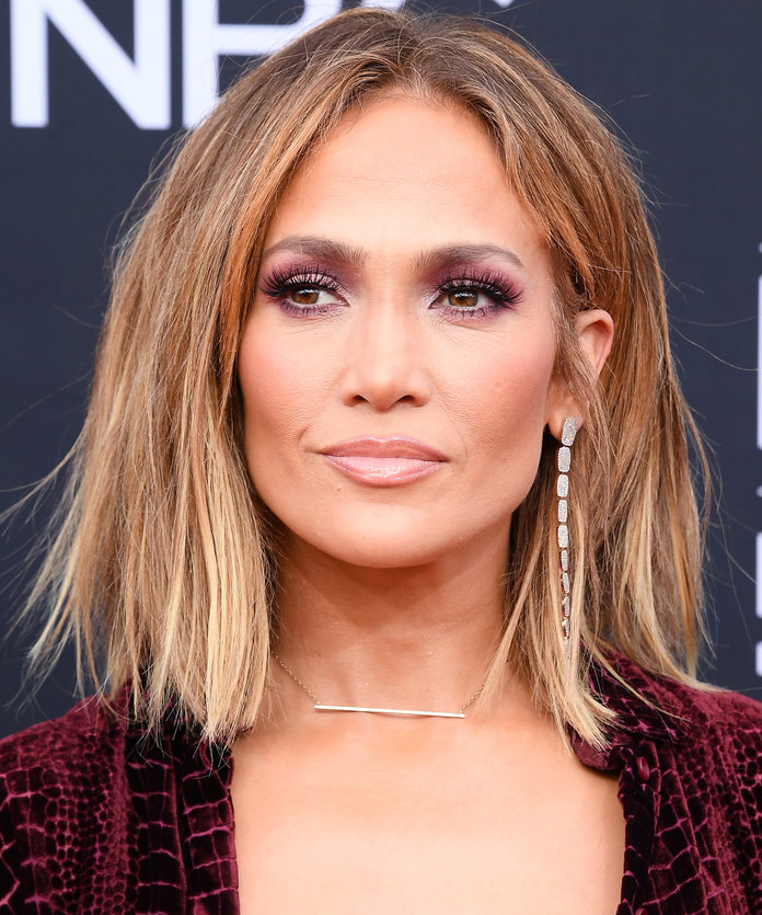 Jlo Light Brown Hair