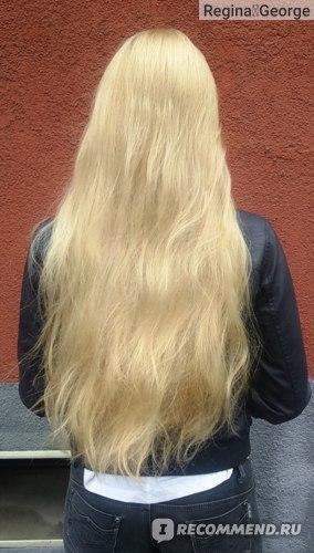 Осветление волос дома отзывы фото