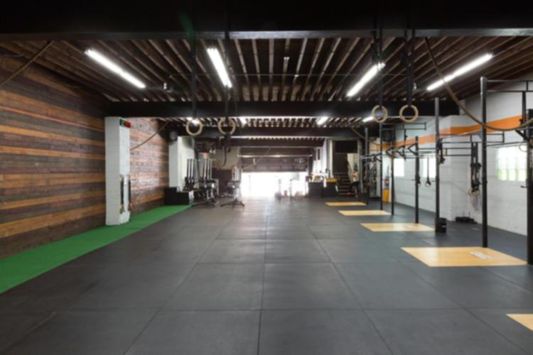 Thisopenspace Industrial Gym Space East Williamsburg In