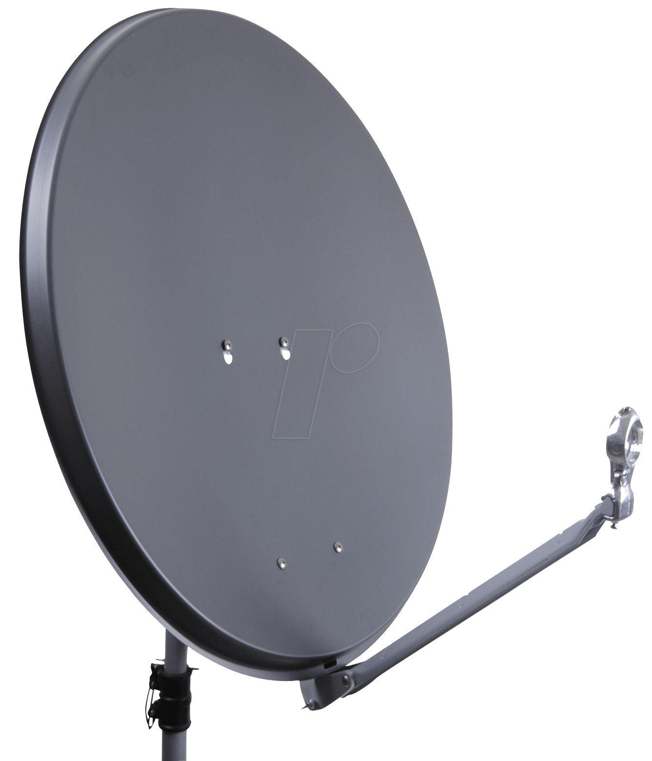 DURLINE AS 75AN: SAT satellite dish, 75 cm, anthracite at ...