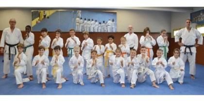 Montelimar.  Again to highschool for Shotokan Karate-Enact Montélimar