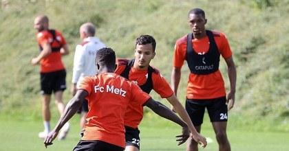"""""""It was a little bit of battle,"""" testifies Sofiane Alakouch (FC Metz)"""