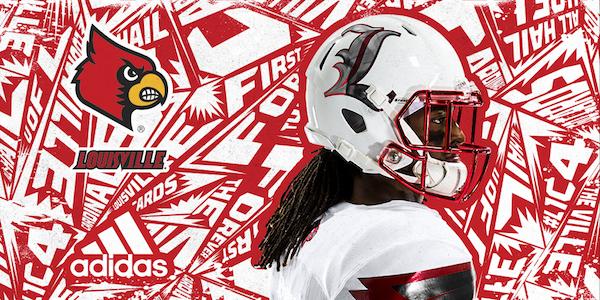 Football L U Cardinal