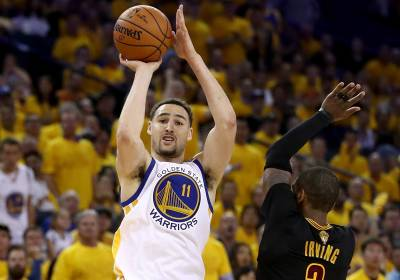NBA Finals: Love Steph Curry, But Emulate Klay Thompson ...