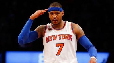 Carmelo Anthony trade: Knicks trade Melo to Thunder   SI.com
