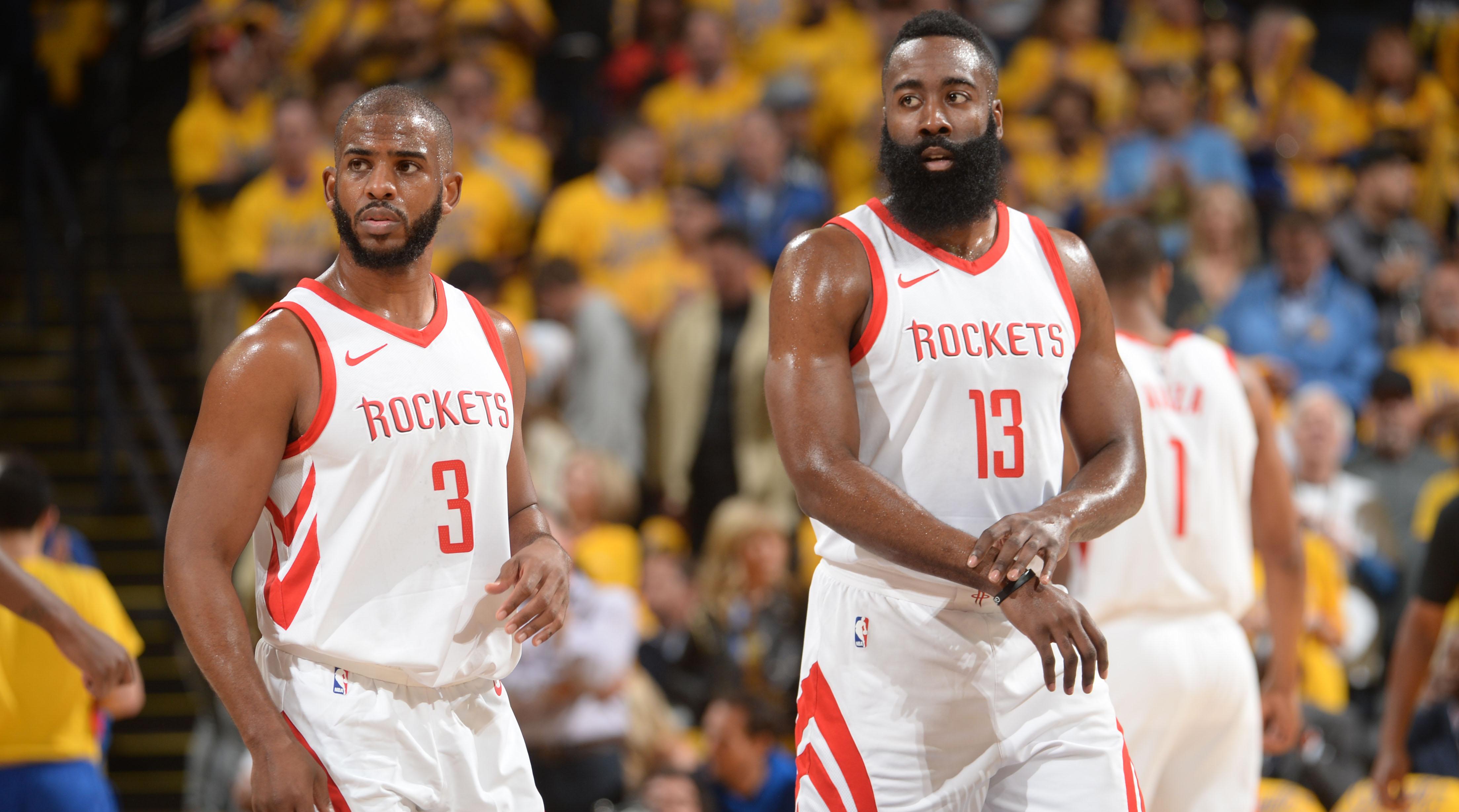Five stats that represent the Rockets' sluggish start | SI.com