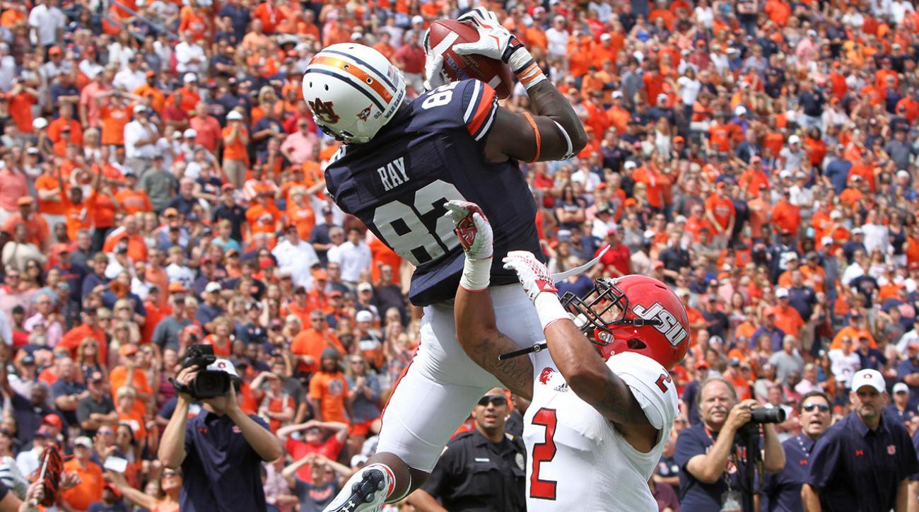 College football Week 2 power rankings | SI.com
