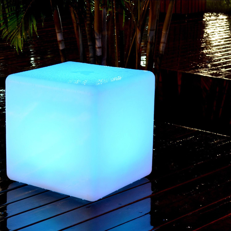 Led Light Cubes