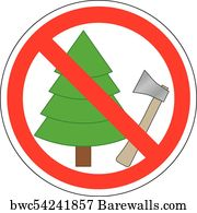 39 Stop cutting trees Posters and Art Prints   Barewalls