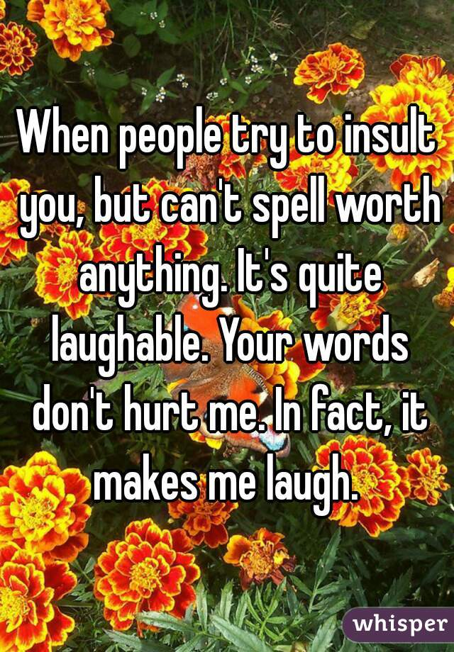 How Do You Spell Laugh Google