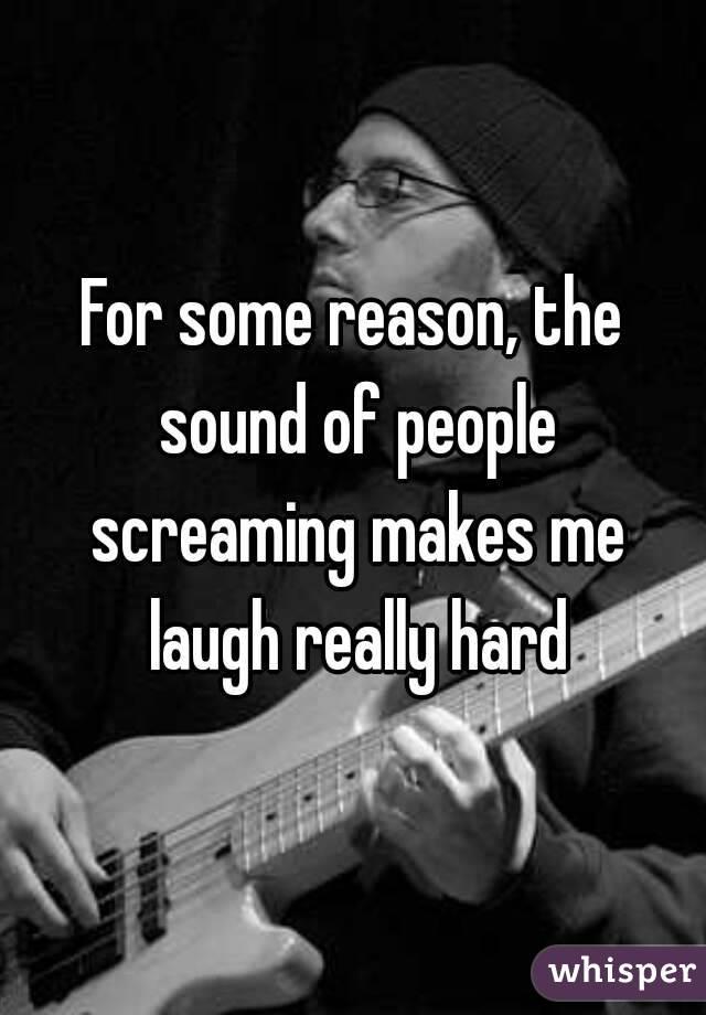 Laughing Hard Makes Me Lightheaded