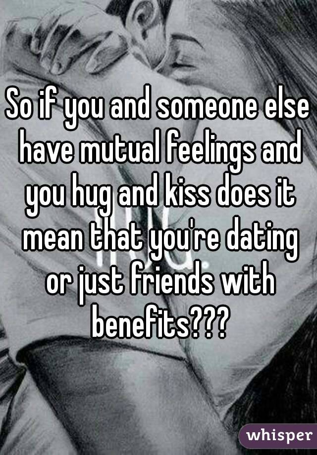 How can you tell if feelings were mutual? It's not easy ...