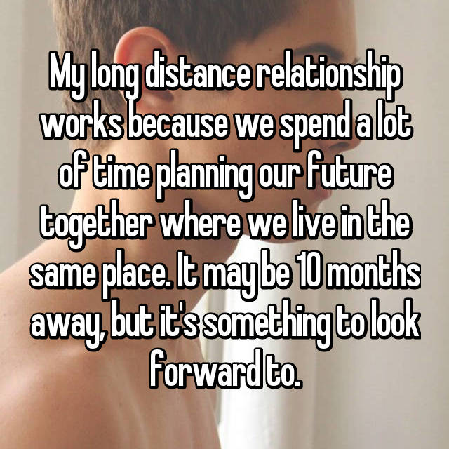 Image of: Never Intimate Match Making 22 Couples Reveal The Secret To Making Long Distance Relationships Work