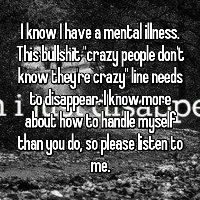 This Is What People Living With Mental Illness Need You To ...