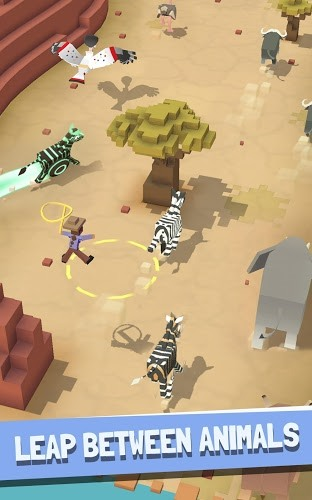 Download Rodeo Stampede Sky Zoo Safari On Pc With Bluestacks