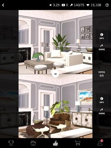 Game Interior Design