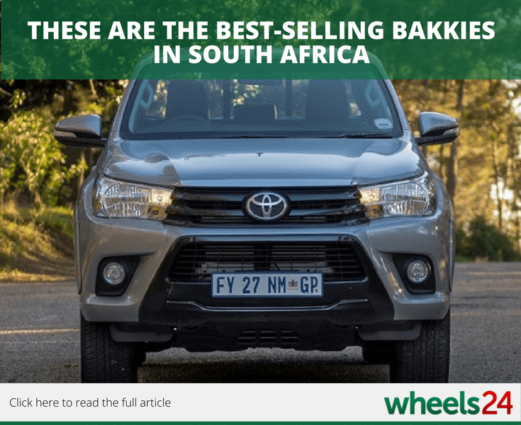 Best Selling Cars And Bakkies In Sa Your Midweek