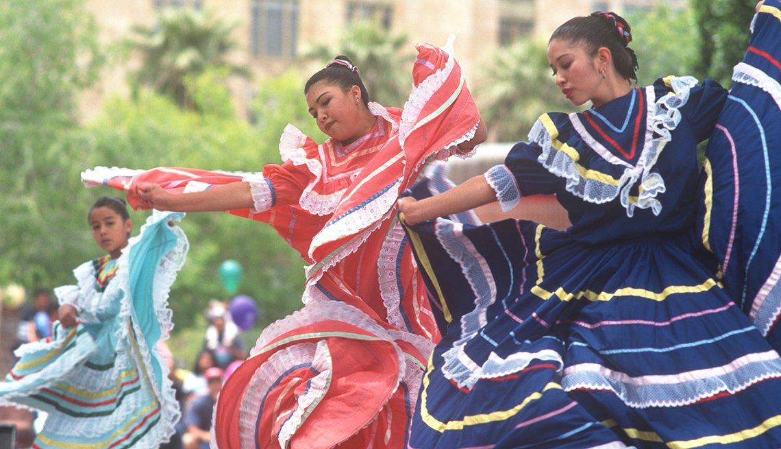 American Cities Rich In Hispanic Heritage Festivals