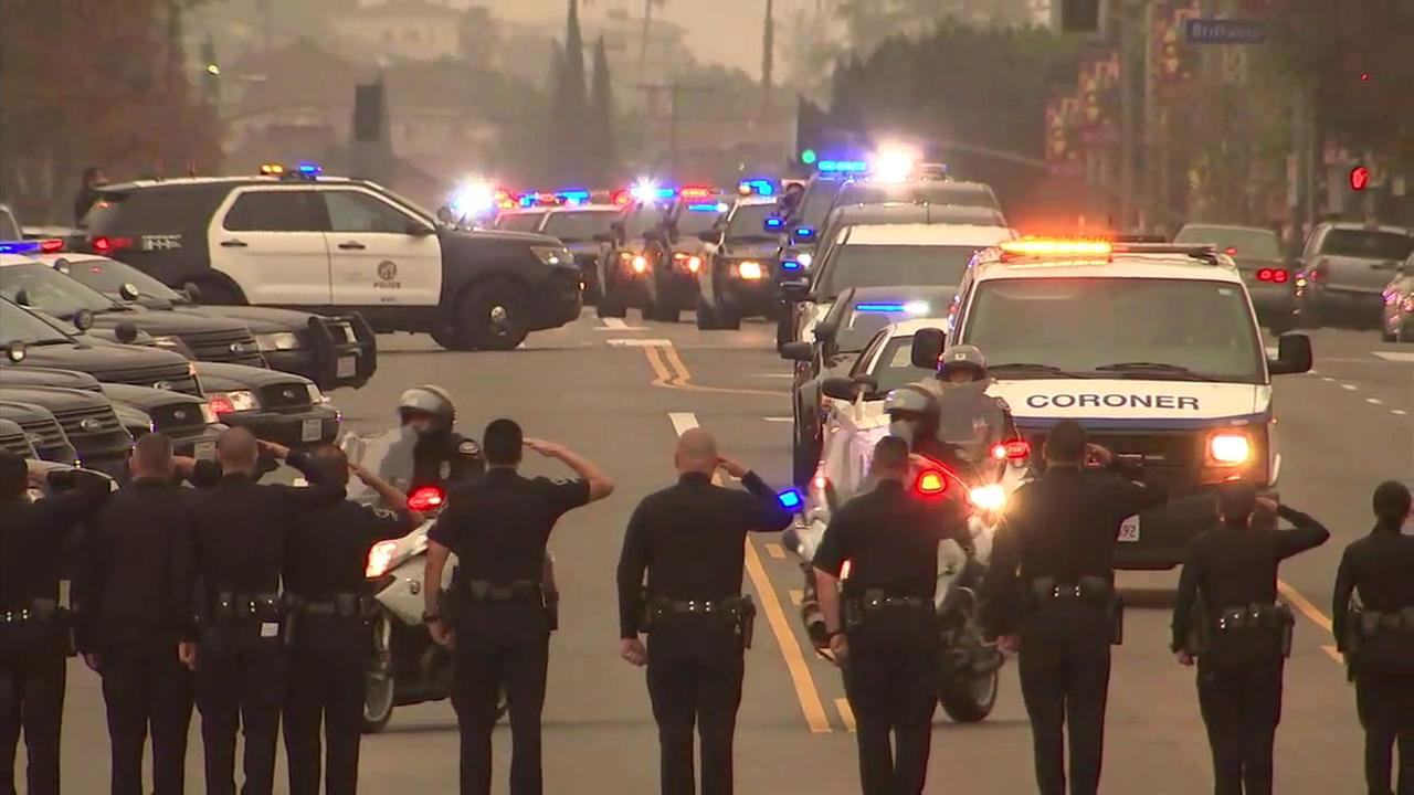 Reported Killings Upland Ca
