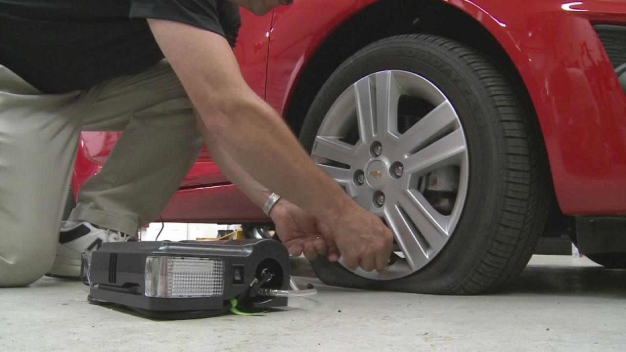 Fix Flat Tire Houston