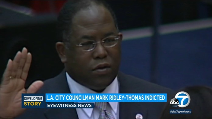 Watch LA metropolis leaders name on Mark Ridley-Thomas to step down after indictment on corruption prices – ABC7 Los Angeles News