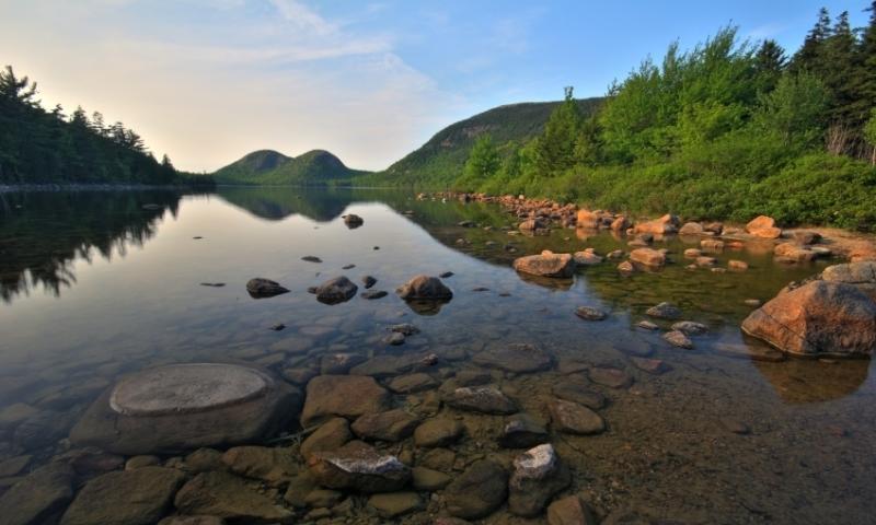 Resorts Maine Camping