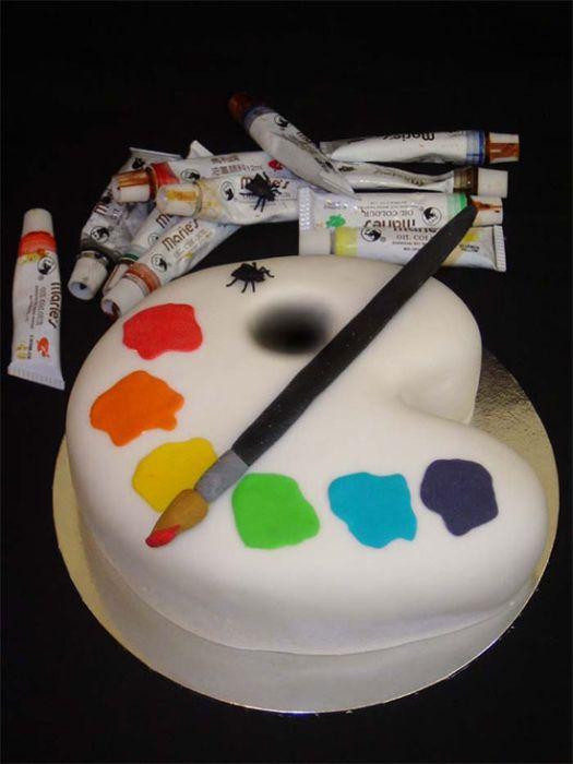 Cool Cake Designs 39 Pics