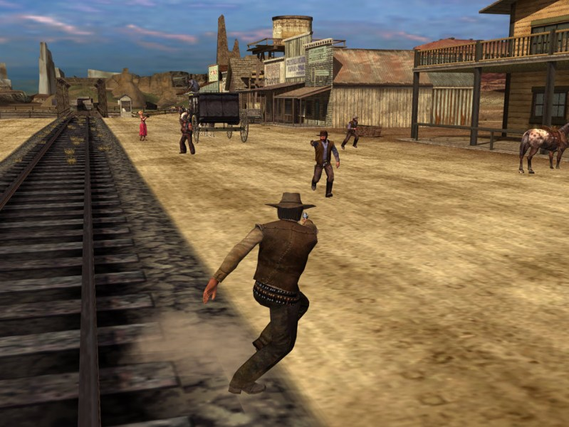 GUN   Download   Free GoG PC Games GUN screenshot 1