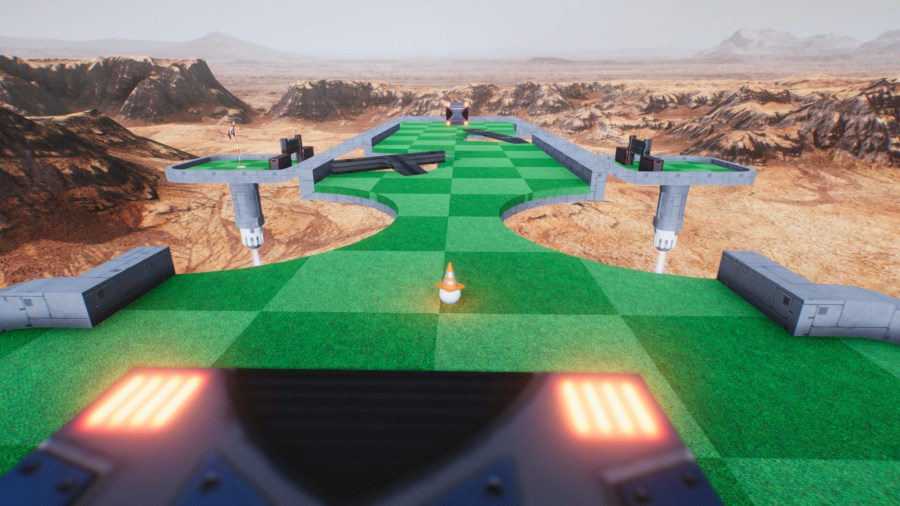 Steam  Ballistic Mini Golf   Sci fi themed mini golf game featuring     Ballistic Mini Golf is a futuristic mini golf game set in a Sci fi universe  with hundreds of challenging holes  advanced ball customization and