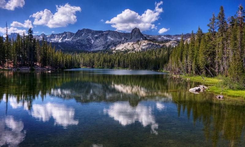 Lake Mary Mammoth Lakes Cabins
